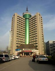 汉庭酒店(郑州花园路省电视台店)
