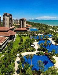 海旅·君澜三亚湾迎宾馆
