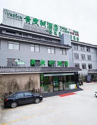 扬州青树酒店