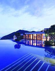 三亞半山海景度假酒店