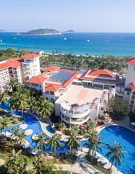 三亞亞龍灣金棕櫚度假酒店