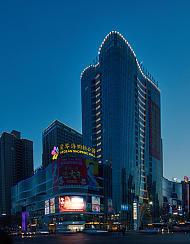 唐山中心智选假日酒店