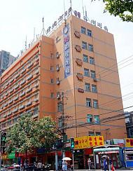 99旅馆连锁上海北外滩店