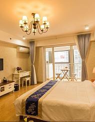 橙忆酒店公寓(南京河西万达店)