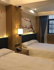 博江云初酒店(上海世博展览馆店)