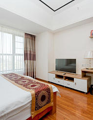 园艺酒店公寓(广州萝岗万达广场科学城店)