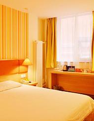 如家酒店(北京苹果园地铁站店)