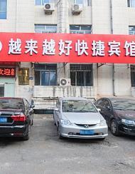 哈尔滨越来越好快捷宾馆