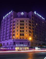 白玉兰酒店(武汉梅苑小区地铁站丁字桥店)