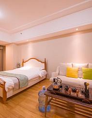 海宸公寓酒店(济南高新万达会展中心店)