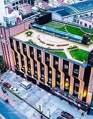 上海静安公园CitiGO欢阁酒店