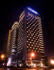 西安绿地柔和酒店