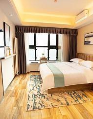 乐桔酒店(郑州龙子湖地铁站店)