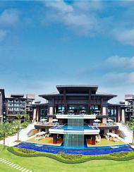 陵水香水灣阿爾卡迪亞度假酒店