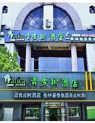 青皮树酒店(青岛胶州市郑州东路商业中心店)
