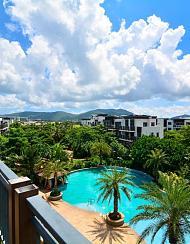 三亞吉吉島度假洋房別墅