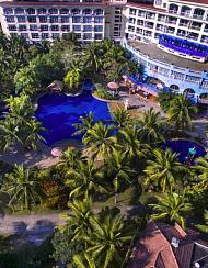 瓊海博鰲海島森林海景酒店
